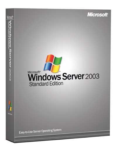 لمديرى الشبكات Windows Server Service