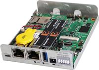 OpenBlocks IoT VX2 内部構造
