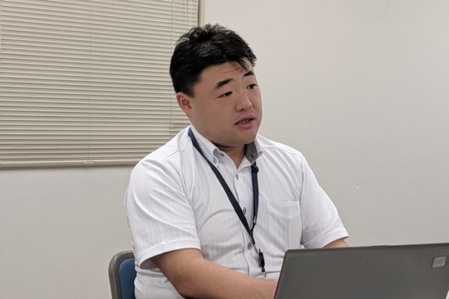 中部電力株式会社 電力ネットワークカンパニー 電子通信部 計画グループ 主任 三山 恭弘 氏
