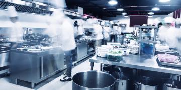 IoTで厨房を最適化|OpenBlocks IDMアプライアンス