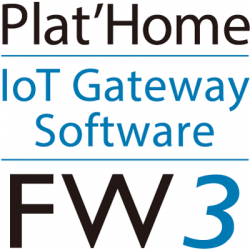 Plat'Home IoT Gateway Software FW3