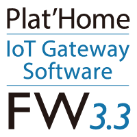 Plat'Home IoT Gateway Software FW3.3