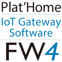 Plat'Home IoT Gateway Software FW4