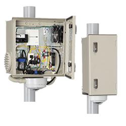 屋外IoT・監視システムボックス