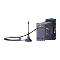 プラグイン形ワイヤレスI/O 少点数入出力ユニット(子機)