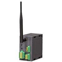 ワイヤレスI/O 少点数入出力ユニット(子機)