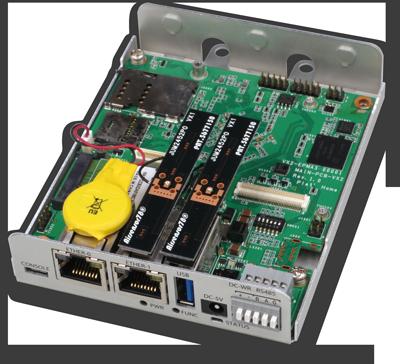 OpenBlocks IoT VX2の内部