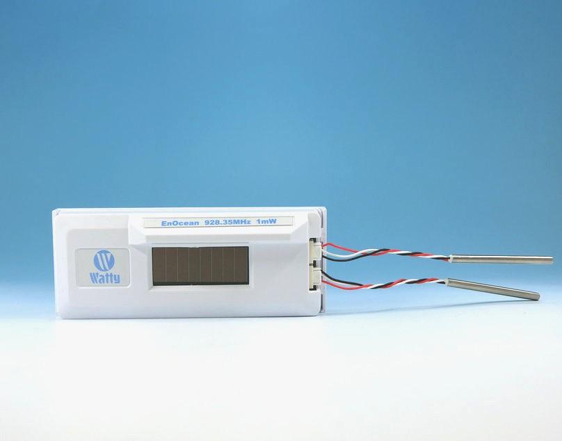 ワッティー温度センサー